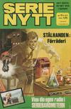 Cover for Serie-nytt [delas?] (Semic, 1970 series) #11/1971