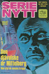 Cover for Serie-nytt [delas?] (Semic, 1970 series) #6/1972