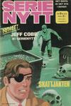 Cover for Serie-nytt [delas?] (Semic, 1970 series) #9/1973