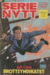 Cover for Serie-nytt [delas?] (Semic, 1970 series) #11/1973