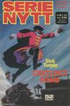 Cover for Serie-nytt [delas?] (Semic, 1970 series) #4/1974