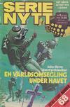 Cover for Serie-nytt [delas?] (Semic, 1970 series) #3/1975