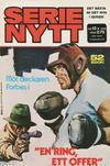 Cover for Serie-nytt [delas?] (Semic, 1970 series) #13/1975