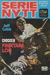 Cover for Serie-nytt [delas?] (Semic, 1970 series) #12/1976