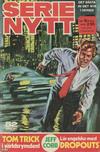Cover for Serie-nytt [delas?] (Semic, 1970 series) #15/1976