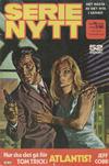 Cover for Serie-nytt [delas?] (Semic, 1970 series) #16/1976