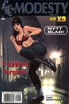 Cover for Modesty (Hjemmet / Egmont, 2004 series) #3