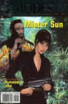 Cover for Modesty (Hjemmet / Egmont, 2004 series) #4