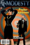 Cover for Modesty (Hjemmet / Egmont, 2004 series) #5