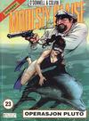 Cover Thumbnail for Modesty Blaise (1998 series) #23 - Operasjon Pluto
