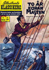 Cover for Illustrerte Klassikere [Classics Illustrated] (Illustrerte Klassikere / Williams Forlag, 1957 series) #102 - To år foran masten [1. opplag]