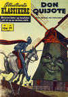 Cover for Illustrerte Klassikere [Classics Illustrated] (Illustrerte Klassikere / Williams Forlag, 1957 series) #104 - Don Quijote