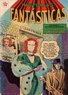 Cover for Historias Fantásticas (Editorial Novaro, 1958 series) #8