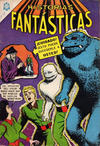 Cover for Historias Fantásticas (Editorial Novaro, 1958 series) #145
