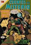 Cover for Cuentos de Misterio (Editorial Novaro, 1960 series) #195