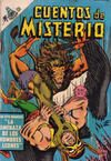 Cover for Cuentos de Misterio (Editorial Novaro, 1960 series) #134