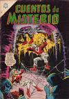 Cover for Cuentos de Misterio (Editorial Novaro, 1960 series) #66