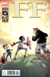 Cover Thumbnail for FF (2011 series) #5 [Captain America movie promotion]