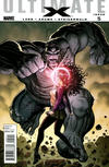 Cover for Ultimate X (Marvel, 2010 series) #5