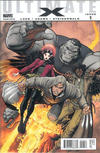 Cover for Ultimate X (Marvel, 2010 series) #1 [Variant Edition - Team - Metal Claws]