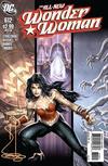 Cover for Wonder Woman (DC, 2006 series) #612 [Alex Garner Variant]