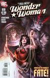 Cover for Wonder Woman (DC, 2006 series) #610 [Alex Garner Variant]