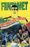 Cover for Fantomet (Semic, 1976 series) #6/1984