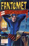 Cover for Fantomet (Semic, 1976 series) #4/1984