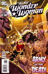 Cover for Wonder Woman (DC, 2006 series) #607