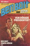 Cover for Serie-nytt [delas?] (Semic, 1970 series) #9/1980
