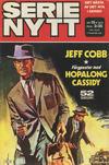 Cover for Serie-nytt [delas?] (Semic, 1970 series) #15/1977