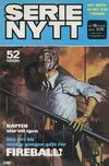 Cover for Serie-nytt [delas?] (Semic, 1970 series) #18/1978