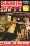 Cover for Serie-nytt [delas?] (Semic, 1970 series) #23/1979