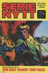 Cover for Serie-nytt [delas?] (Semic, 1970 series) #6/1979