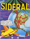 Cover for Sidéral (Arédit-Artima, 1958 series) #1
