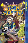 Cover for Rave Master (Tokyopop, 2004 series) #2