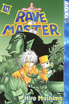 Cover for Rave Master (Tokyopop, 2004 series) #15