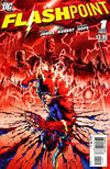 Cover Thumbnail for Flashpoint (2011 series) #1 [2nd Printing - Red Background]