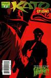Cover Thumbnail for Kato Origins (2010 series) #8 [Francesco Francavilla Cover]