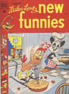 Cover for Walter Lantz New Funnies (Wilson Publishing, 1948 series) #165