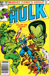 Cover Thumbnail for The Incredible Hulk (1968 series) #284 [Newsstand]
