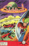 Cover for Sidéral (Arédit-Artima, 1958 series) #37