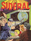 Cover for Sidéral (Arédit-Artima, 1958 series) #22