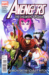 Cover for Avengers: The Children's Crusade - Search for the Scarlet Witch (Marvel, 2011 series) #1