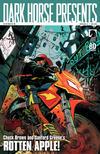 Cover for Dark Horse Presents (Dark Horse, 2011 series) #2 [159] [Greene Variant Cover]