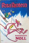 Cover for Rosa Pantern (Semic, 1973 series) #8/1985