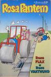 Cover for Rosa Pantern (Semic, 1973 series) #2/1986