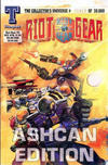 Cover for Riot Gear (Triumphant, 1993 series) #1/Ashcan