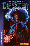 Cover for Jim Butcher's The Dresden Files: Fool Moon (Dynamite Entertainment, 2011 series) #1