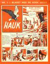 Cover for Hauk (Serieforlaget / Se-Bladene / Stabenfeldt, 1955 series) #3/1957